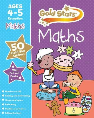 Gold Stars Maths Ages 4-5 Reception
