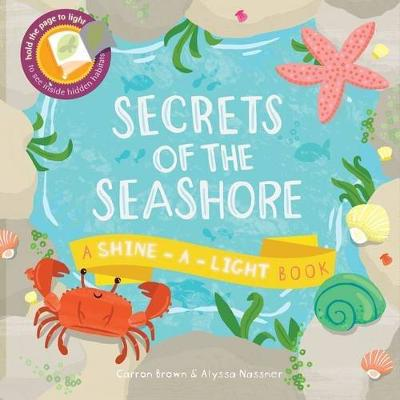 Secrets of the Seashore: A Shine-a-Light Book