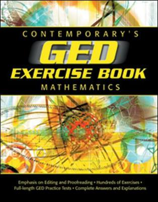 GED Exercise Book: Mathematics