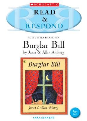 Burglar Bill Teacher Resource