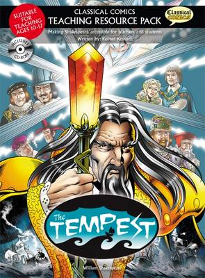 The Tempest Teaching Resource Pack
