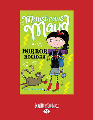 Horror Holiday: Monstrous Maud