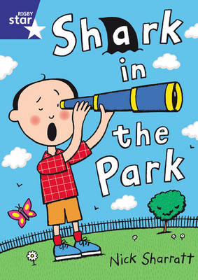 Star Shared: Reception, Shark in the Park Big Book