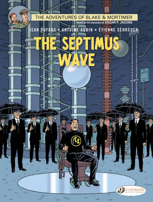 Blake & Mortimer: The Septimus Wave