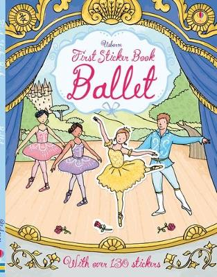 First Sticker Book Ballet
