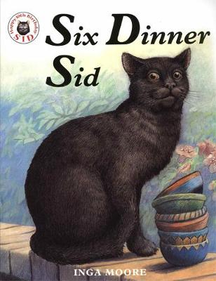 Six Dinner Sid: Book & CD