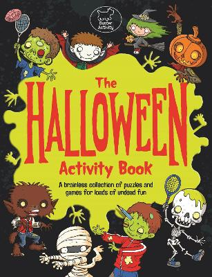 The Halloween Activity Book