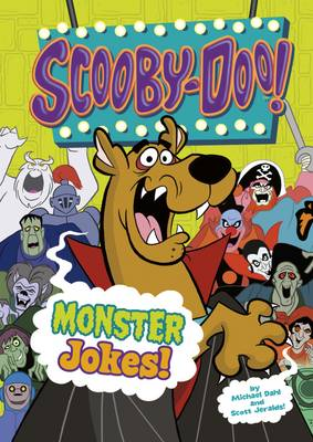Scooby-Doo Joke Books