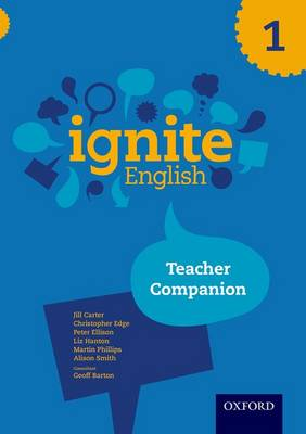 Ignite English: Teacher Companion 1