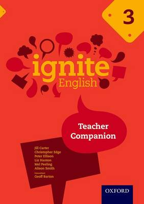 Ignite English: Teacher Companion 3