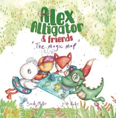 Alex Alligator & Friends: The Magic Map