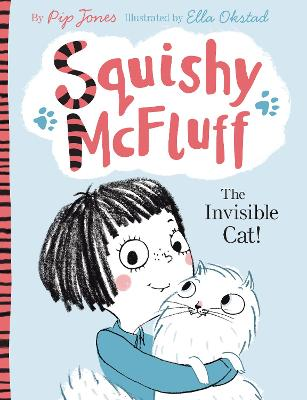 Squishy McFluff: The Invisible Cat!