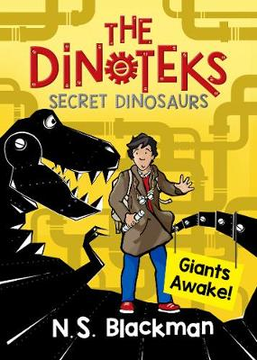 The Dinoteks, Secret Dinosaurs: Giants Awake!