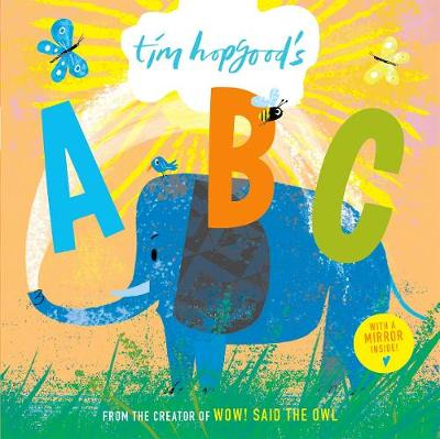 Tim Hopgood's ABC Board Book