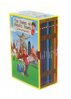 The Diaries of Robin's Travels: 10 Book Set