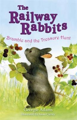 Railway Rabbits: Bramble and the Treasure Hunt: Book 8