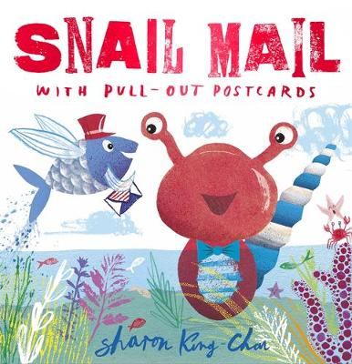 Snail Mail: With Pull-Out Postcards