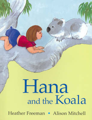 Hana and the Koala