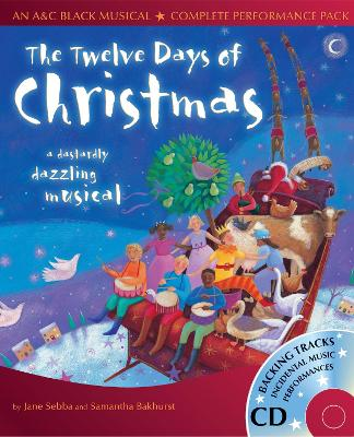 The Twelve Days of Christmas: A Dastardly Dazzling Musical