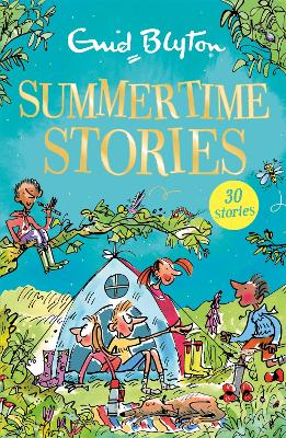 Summertime Stories: Contains 30 classic tales