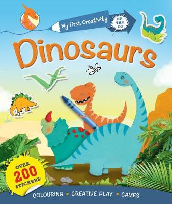 My First Creativity Book: Dinosaurs