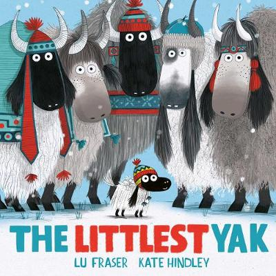 The Littlest Yak: The perfect book to snuggle up with at home!
