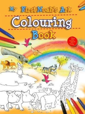 My First Noah's Ark Colouring Book
