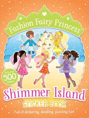 Shimmer Island Sticker Book