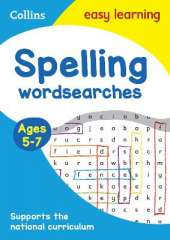 Spelling Word Searches Ages 5-7