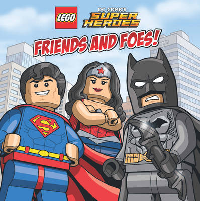 LEGO (R) DC SUPERHEROES Friends and Foes