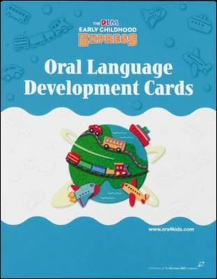 DLM Early Childhood Express, Oral Language Development Cards