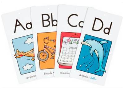 DLM Early Childhood Express Alphabet Wall Cards