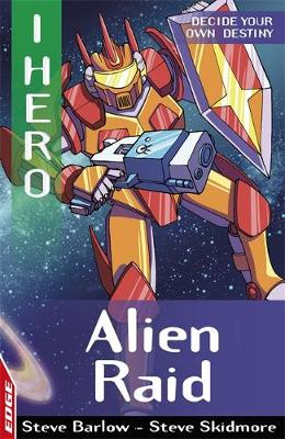 EDGE: I HERO: Alien Raid