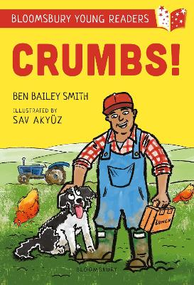 Crumbs! A Bloomsbury Young Reader: Lime Book Band