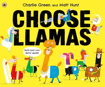 Choose Llamas