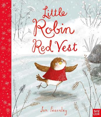 Little Robin Red Vest