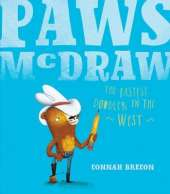 Paws McDraw: Fastest Doodler in the West