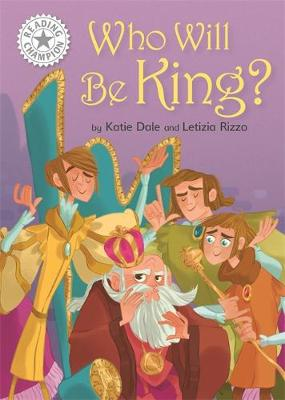 Reading Champion: Who Will be King?: Independent Reading White 10