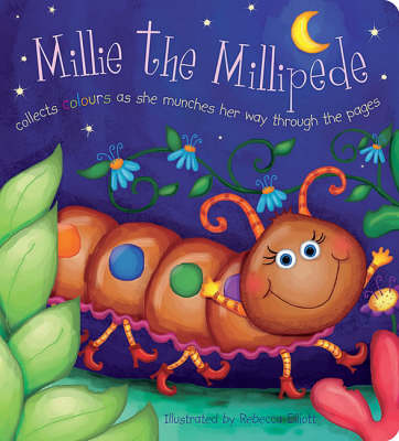 Millie the Millipede