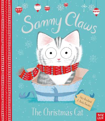Sammy Claws the Christmas Cat