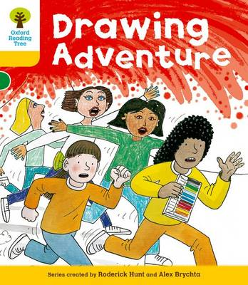 Oxford Reading Tree: Level 5: More Stories C: Drawing Adventure