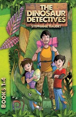 The Dinosaur Detectives: 4 Book Set