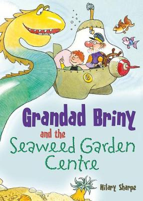 POCKET TALES YEAR 4 GRANDAD BRINY AND THE SEAWEED GARDEN CENTRE
