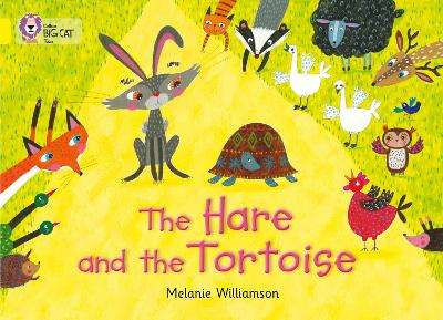The Hare and the Tortoise: Band 03/Yellow