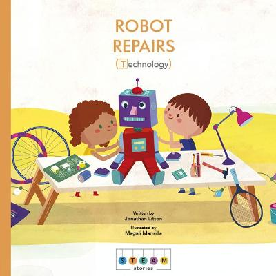 STEAM Stories: Robot Repairs (Technology)