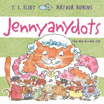 Jennyanydots: The Old Gumbie Cat