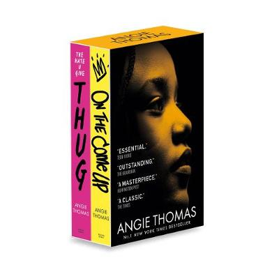 Angie Thomas Collector's Boxed Set