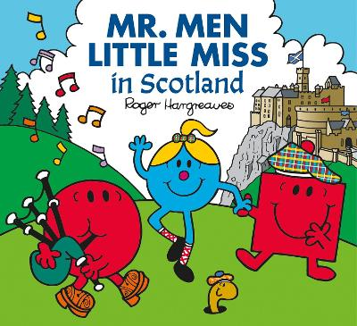 Mr. Men in Scotland