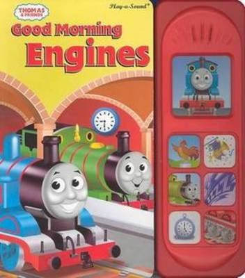 Thomas the Tank Engine - Good Morning Engines