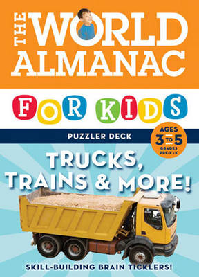 World Almanac Puzzler Deck: Trucks